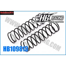 HB Ressort d'amortos AVT 1/8TT White HB817 -HB109813