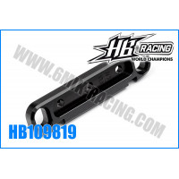 HB Support d'axes de triangle D 2,50° HB D815 - HB109819