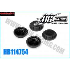 HB Membranes d'amortisseur HB 817 (4) - HB114754