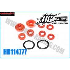 HB Joints et bagues d'amortisseur HB 817 (kit)- HB114777