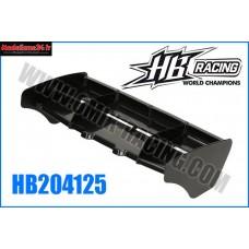Aileron noir 1/8 type HB : HB204125