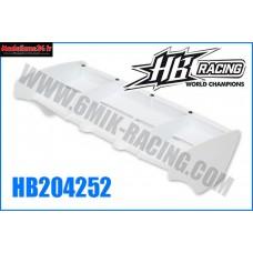 Aileron blanc 1/8 type HB : HB204252