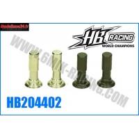 HB King Pin V2 renforcés pour HB 817 (4) - HB204402