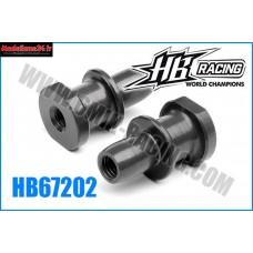HB entretoises support amortisseurs HB817 - HB67202