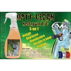 Spray nettoyant OPTI-CLEAN 5 en 1 (750ml) - PO19