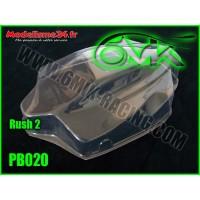 Carrosserie pour PIKTOR Rush 2 - 6mik PB020