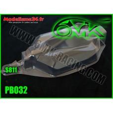 Carrosserie SERPENT S811 - 6MIK PB032