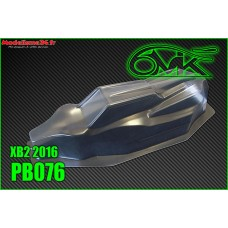 Carrosserie X-RAY XB2 2016 1/10 - 6mik PB076