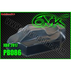Carrosserie Lexan pour X-ray XB8 2017  6mik - PB086