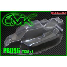 Carrosserie kyosho MP9 TKI 4 (+1) - 6MIK PB096
