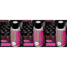 Kyosho lot d'huiles adaptées pour MP9 et Inferno Néo 3.0 : m1391
