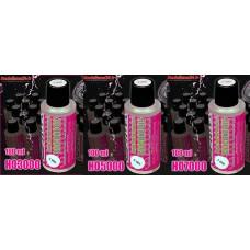 Lot d'huiles différentiels pour les TT 1/8 nitro et brushless : m1391
