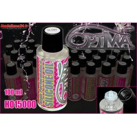 Huile silicone OPTIMA haute performance - 15000 cps (100ml) - H015000