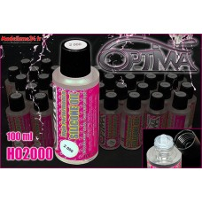 Huile silicone OPTIMA haute performance - 2000 cps (100ml) - H02000