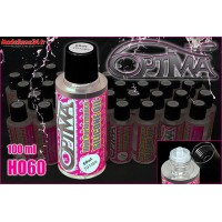 Huile silicone OPTIMA haute performance - 60 wt / 791 cps (100ml) - H060
