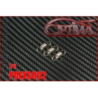 OPTIMA Ressort d'echappement court  (3 pcs) - POEXS002