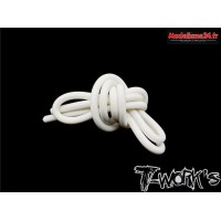 "T-Work's Durite essence "" blanche "" 1m : TO057W"