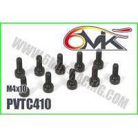 Vis Acier Tête Cylindrique M4x10 (10pcs) - PVTC410