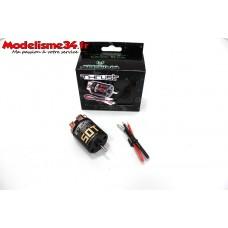 """Moteur électrique charbons """"Thrust B-Spec Crawler"""" type 540 / 50 tours : M1120"""