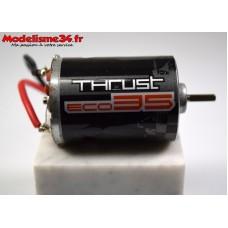 """Moteur électrique charbons """"Thrust eco"""" type 540 / 35 tours : M1122"""