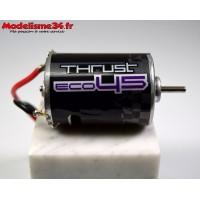 """Moteur électrique charbons """"Thrust eco"""" type 540 / 45 tours : M1121"""