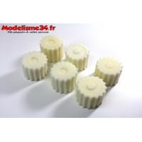 Mousse de filtre a air ronde (6) : m303