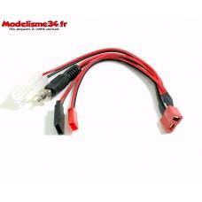 Multi cable de recharge adaptateur : m1004