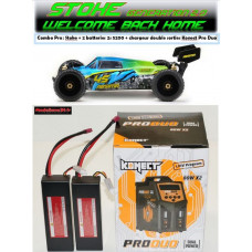 "Absima 1/8 Buggy ""STOKE Gen2.0"" 4S RTR version combo Pro"
