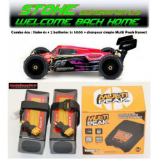 "Absima 1/8 Buggy ""STOKE Gen2.0"" 6S RTR version combo eco"
