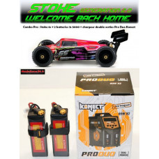 "Absima 1/8 Buggy ""STOKE Gen2.0"" 6S RTR version combo Pro"