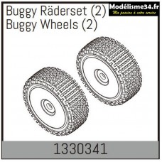 Absima Buggy roues (2)  : 1330341
