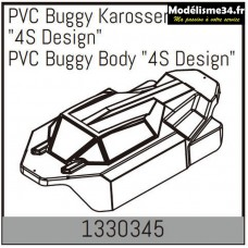 "Absima Carrosserie Buggy  "" 4s Design"" : 1330345"
