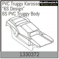 """Absima Carrosserie Truggy """" 6s Design"""" : 1330372"""