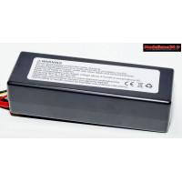 Batterie 3s 5000mha 50c Prise Deans  : m1193