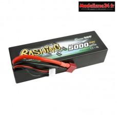 Batterie Gens ace LiPo 3S 11.1V-5000-45C (Deans) : GE3-5000LP-3D