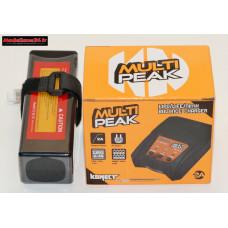 Combo chargeur Multipeak Konect avec batterie 3S 5000 : m1073