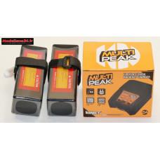 Combo chargeur Multipeak Konect + 2 batteries 3S 5000 : m1074