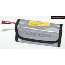 Pochette protection Lipo 185x75x60 ; m264