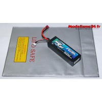 Pochette protection Lipo grand format 34x25 - m267