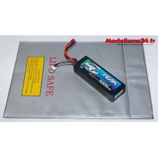 Pochette protection Lipo grand format 34x25 - m301