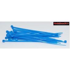 Colliers 2x100mm bleus ( 25 ) : m1802