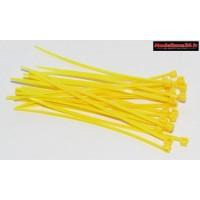 Colliers 2x100mm jaunes ( 25 ) : m1803
