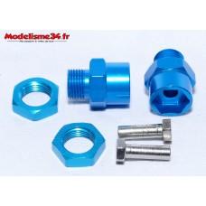 Adaptateurs 12/17 bleu clair ( 2 ) : m702