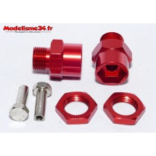 Adaptateurs 12/17 rouge ( 2 ) : m706