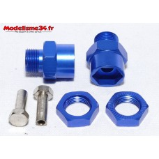 Adaptateurs 12/17 bleu foncé ( 2 ) : m707