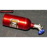 Bouteille Kit Nos crawler en alu rouge démontable : m821