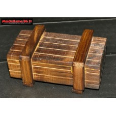Caisse en bois grand format : m861