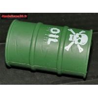 Bidon d'huile grand format vert : m862