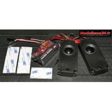 Bruiteur moteur ajustable : m900