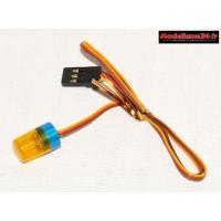 Gyrophare led orange : m914